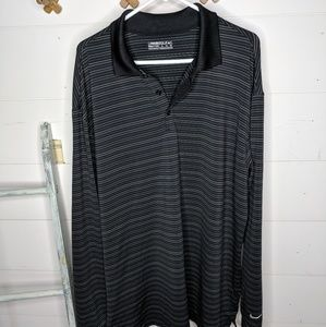 Nike golf fit dry Polo